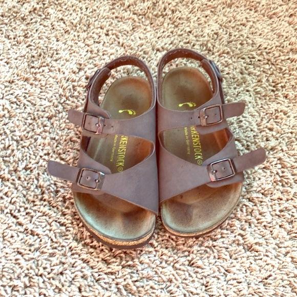 92f869f652d Birkenstock Other - Kids Birkenstock Roma sandals (EU 27   US 9- 9.5)